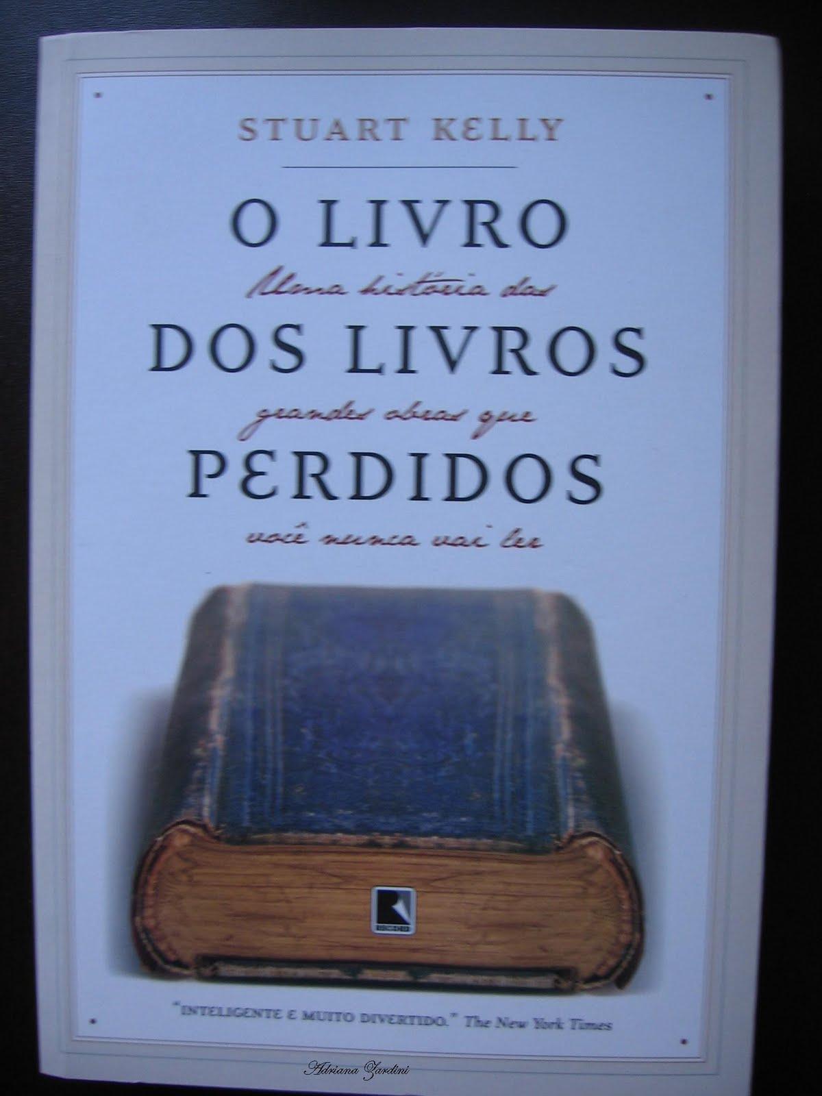 Citaes dos livros jane austen brasil por sugesto de um professor leitor da revista nova escola me interessei pelo ttulo do livro o livros dos livros perdidos uma histria das grandes fandeluxe Gallery