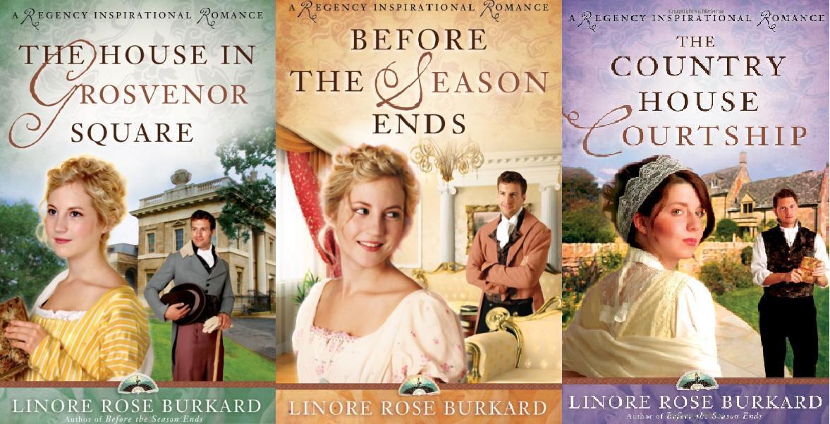 d2abfa3e6db Acabo de receber um e-mail da escritora Linore Rose Burkard com uma promoção  de seus romances baseados na época de Jane. Veja aqui o link para a promoção  no ...